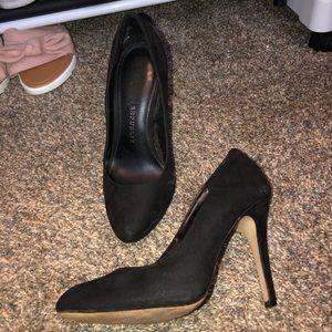 Black Rock republic heels sz 7